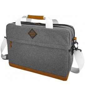 "Echo 15.6"" Laptop and Tablet Double Comp BriefcaseEcho 15.6"" Laptop and Tablet Double Comp Briefcase Avenue"