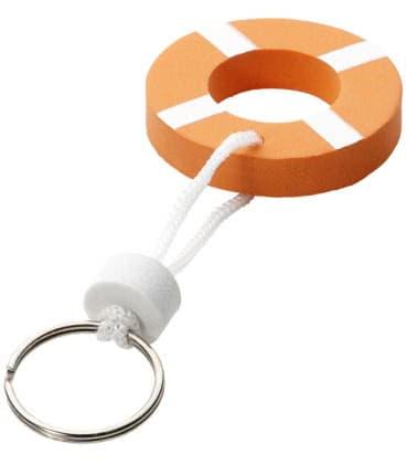 Plovoucí přívěsek na klíče Bullet