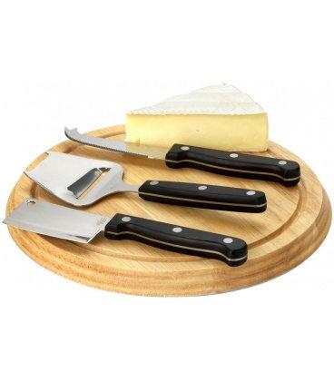 Čtyřdílná dárková sada na sýr Bullet