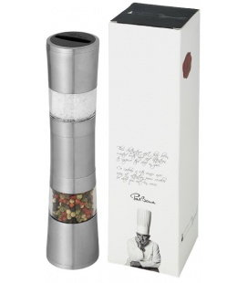 Dual pepper and salt grinderDual pepper and salt grinder Paul Bocuse