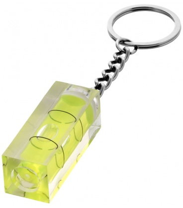 Leveler key chainLeveler key chain Bullet