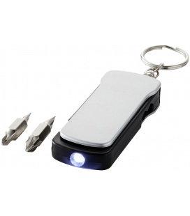 Svítilna na klíče Maxx, 6 funkcí Bullet