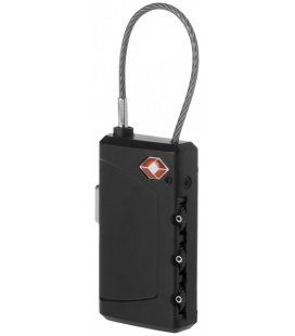 Phoenix TSA luggage tag and lockPhoenix TSA luggage tag and lock Bullet