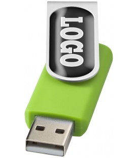 USB Rotate pro doming, 4 GB Bullet