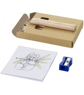 8-piece colouring set8-piece colouring set Bullet