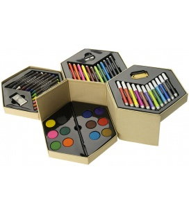 52-piece colouring set52-piece colouring set Bullet