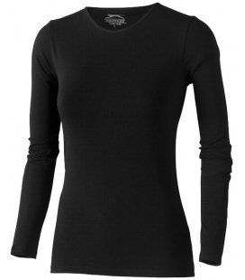 Curve long sleeve ladies t-shirt.Curve long sleeve ladies t-shirt. Slazenger