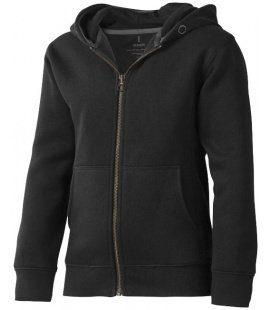 Arora hooded full zip kids sweaterArora hooded full zip kids sweater Elevate