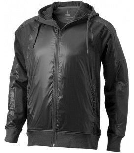 Mikina Frazer s kapucí, zip v celé délce Elevate