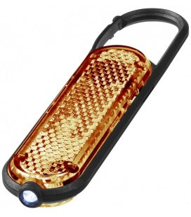 Ceres LED reflector light with carabinerCeres LED reflector light with carabiner Bullet