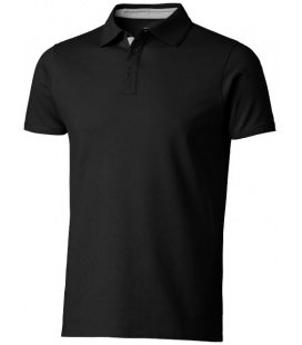 Hacker short sleeve poloHacker short sleeve polo Slazenger