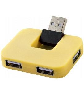 USB hub se 4 porty Gaia Bullet