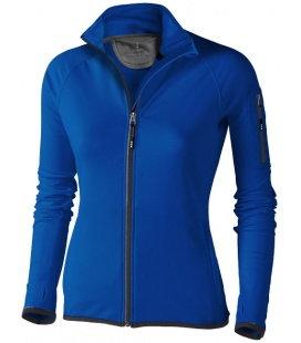 Dámská bunda Mani z materiálu power fleece se zipem v celé délce Elevate