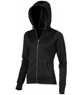 Moresby hooded full zip ladies SweaterMoresby hooded full zip ladies Sweater Elevate