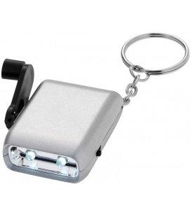 Klíčenka svítilna s dynamem Carina Bullet