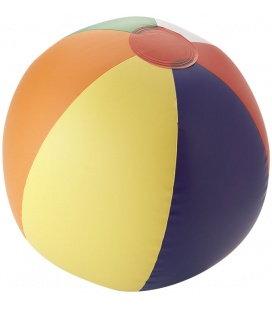 Pevný plážový míč Rainbow Bullet