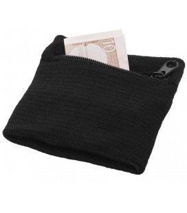 Sweatband with zippedSweatband with zipped Bullet