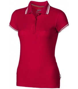 Deuce short sleeve women's polo with tippingDeuce short sleeve women's polo with tipping Slazenger