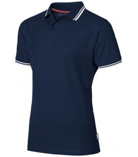 Deuce short sleeve men's polo with tippingDeuce short sleeve men's polo with tipping Slazenger