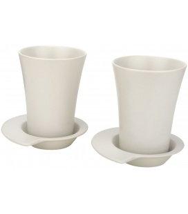 2-piece Spin Mug and Saucer Set2-piece Spin Mug and Saucer Set Design House Stockholm