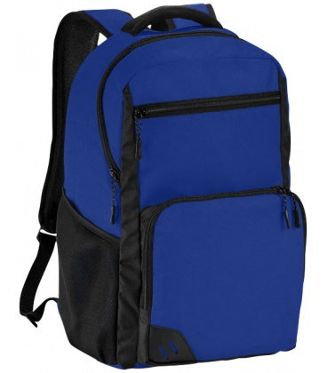 "Rush 15.6"" Computer Backpack PVC FreeRush 15.6"" Computer Backpack PVC Free Bullet"