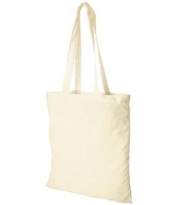 Carolina 100 g/m2 cotton tote bagCarolina 100 g/m2 cotton tote bag Bullet