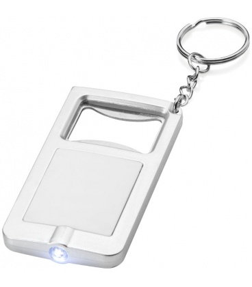 Orcus LED keychain light and bottle openerOrcus LED keychain light and bottle opener Bullet