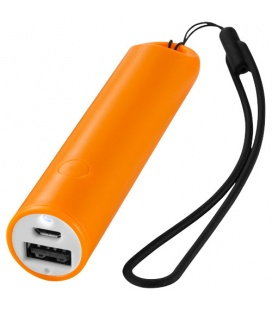 Beam power bank with lanyard and light 2200mahBeam power bank with lanyard and light 2200mah Bullet