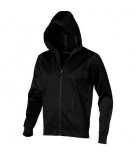 Mikina Moresby s kapucí, zip v celé délce Elevate
