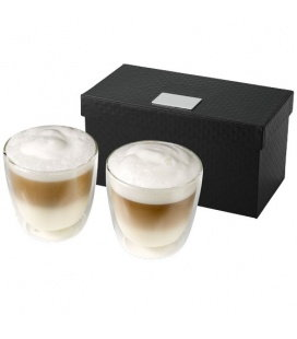 Boda 2-piece glass coffee cup setBoda 2-piece glass coffee cup set Seasons