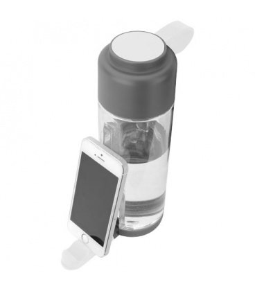 Techno Bottle with Phone HolderTechno Bottle with Phone Holder Bullet