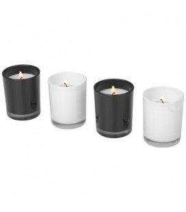4-dílná sada svíček HIlls Seasons