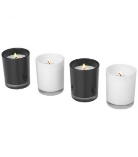 Hills 4-piece scented candle setHills 4-piece scented candle set Seasons