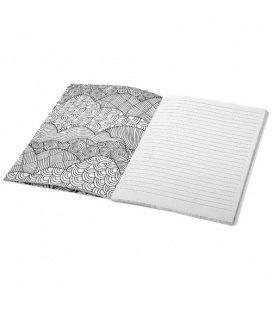 Barevný notebook Doodle Bullet