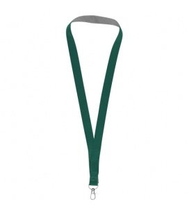 Aru dual-tone lanyard with hook & loop closureAru dual-tone lanyard with hook & loop closure Bullet