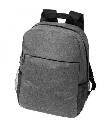 "Hoss 15.6"" heathered laptop backpackHoss 15.6"" heathered laptop backpack Bullet"