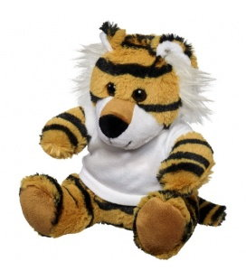 Tiger Plush with ShirtTiger Plush with Shirt Bullet