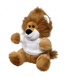 Plush Lion with ShirtPlush Lion with Shirt Bullet