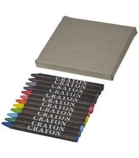 12-piece crayon set12-piece crayon set Bullet