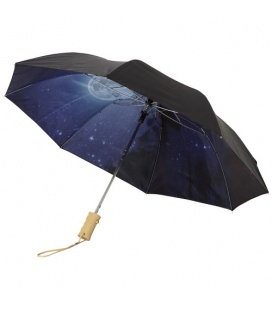 "Clear-night 21"" foldable auto open umbrellaClear-night 21"" foldable auto open umbrella Avenue"