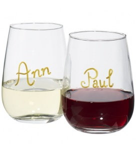 Barola wine glass writing setBarola wine glass writing set Avenue