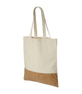 Cory 175 g/m2 cotton and cork tote bagCory 175 g/m2 cotton and cork tote bag Bullet