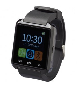 Brains Bluetooth® smartwatch with LCD touchscreenBrains Bluetooth® smartwatch with LCD touchscreen Avenue