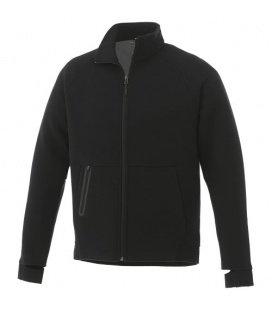 Notch knit jacketNotch knit jacket Elevate