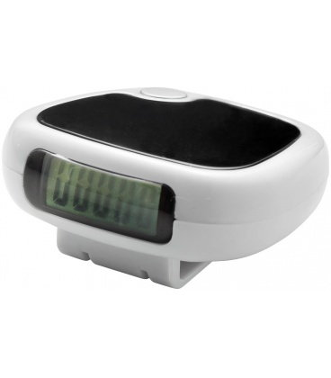 Track-fast pedometer step counter with LCD displayTrack-fast pedometer step counter with LCD display Bullet
