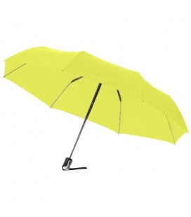 "21.5"" 3-Section auto open and close umbrella21.5"" 3-Section auto open and close umbrella Bullet"