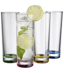 Rocco 4-piece glass setRocco 4-piece glass set Avenue