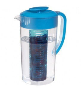 Pebble beverage pitcher with fruit infuserPebble beverage pitcher with fruit infuser Avenue