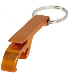 Hliníkový otvírák lahví a konzerv Tao na klíče Bullet