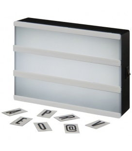 Cinema A5 decorative light boxCinema A5 decorative light box Bullet